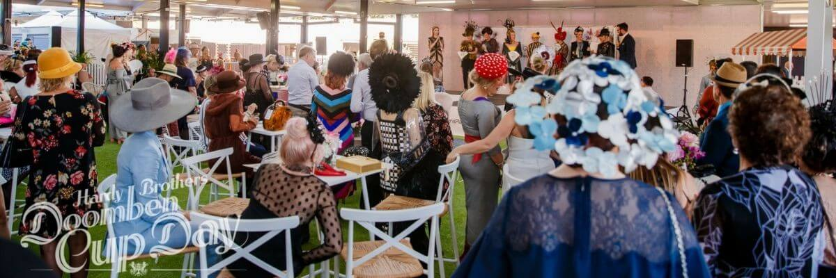 Fashion Forward Crowd Hits Stride at the Hardy Brothers Doomben Cup Day