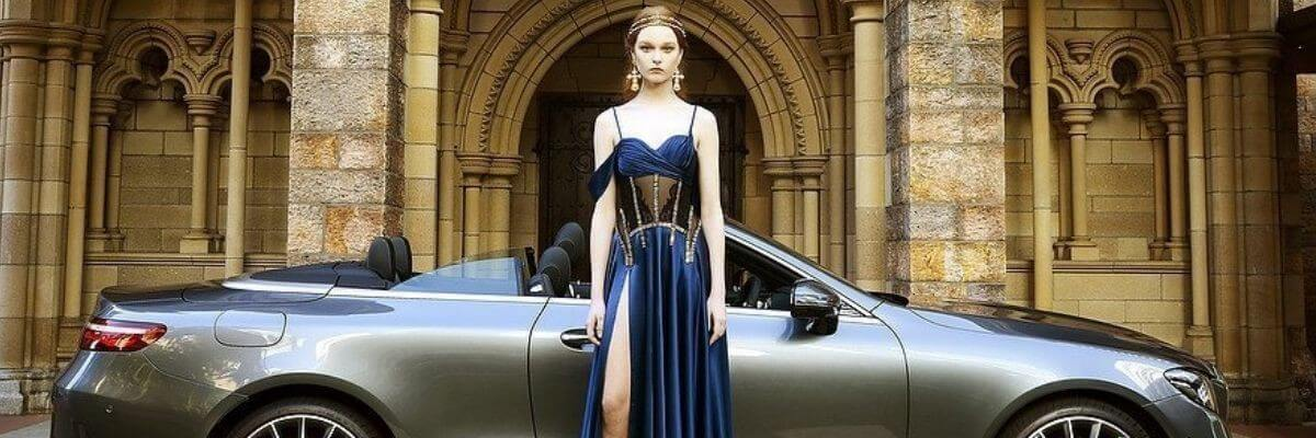 Global Fashion Favourite the Face of  Mercedes-Benz Fashion Festival Brisbane