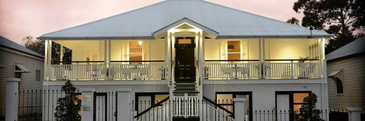 Heal House: luxury Brisbane Guest House