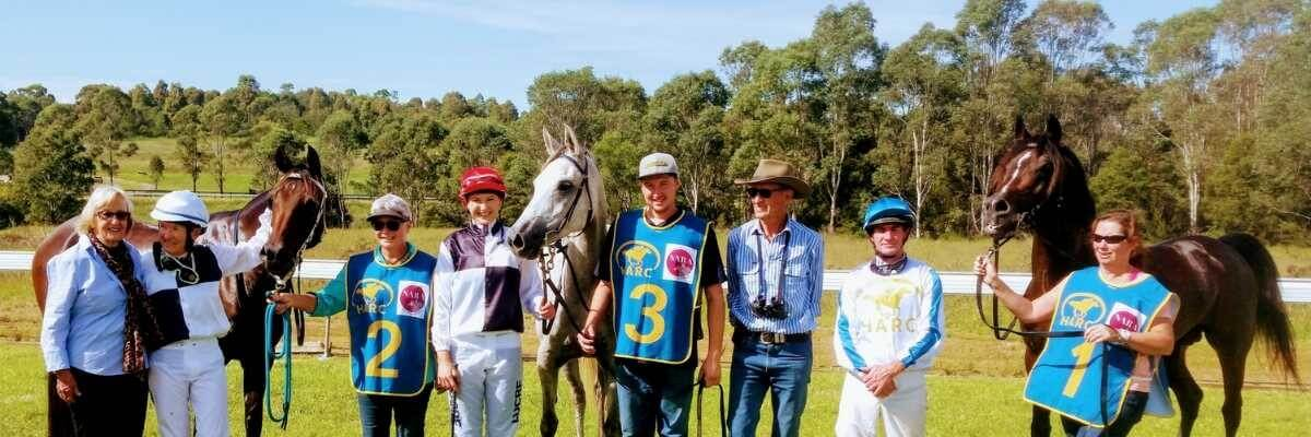 Heritage Arabian Racing Club (HARC) Australian Report